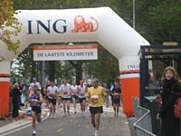 amsterdam marathon with running crazy limited